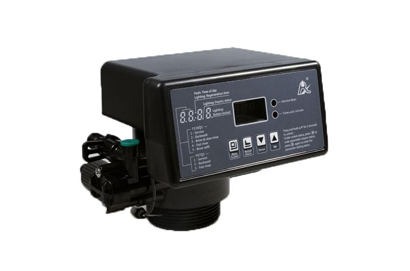 F116q Automatic Softener Valves Automatic Softener